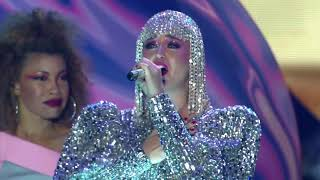 Unconditionally (Homenagem a Marielle Franco) - Katy Perry live Witness: The Tour - Midiorama