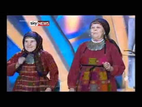 Russia Eurovision: Buranovskie Babushki Win Country's Vote