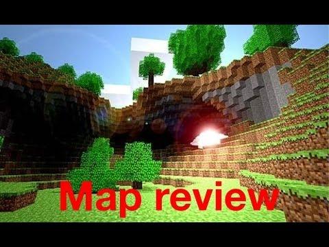 Minecraft pe hogwarts map part 1
