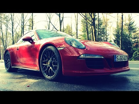 ' 2015 Porsche 911 Carrera GTS Manual (991) ' Test Drive & Review - TheGetawayer