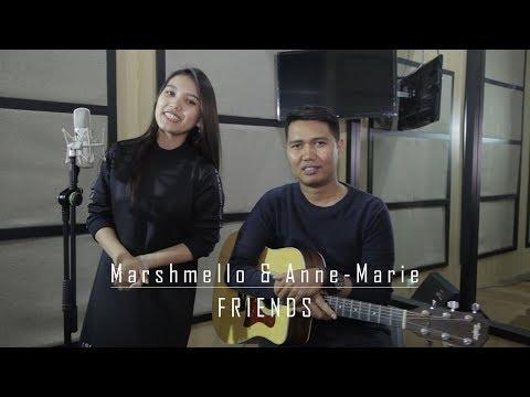 Marshmello & Anne - Marie - FRIENDS Cover by SMI Semarang #1