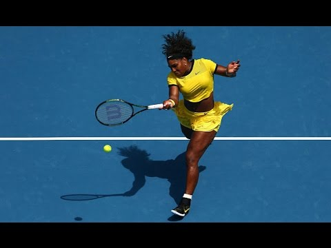 Serena Williams v Maria Sharapova highlights (QF) | Australian Open 2016