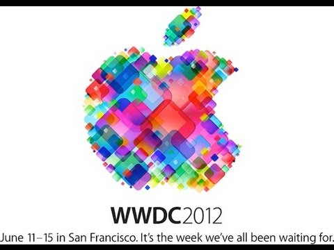 Apple's WWDC 2012: June 11-15th Music Videos