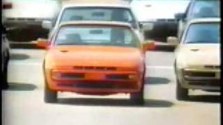 Porsche 924 TV Advertisements