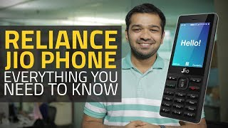 Jio Phone | Price, Specifications, Features of Reliance JioPhone