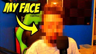 Here Is My Face Reveal.. (Fortnite)
