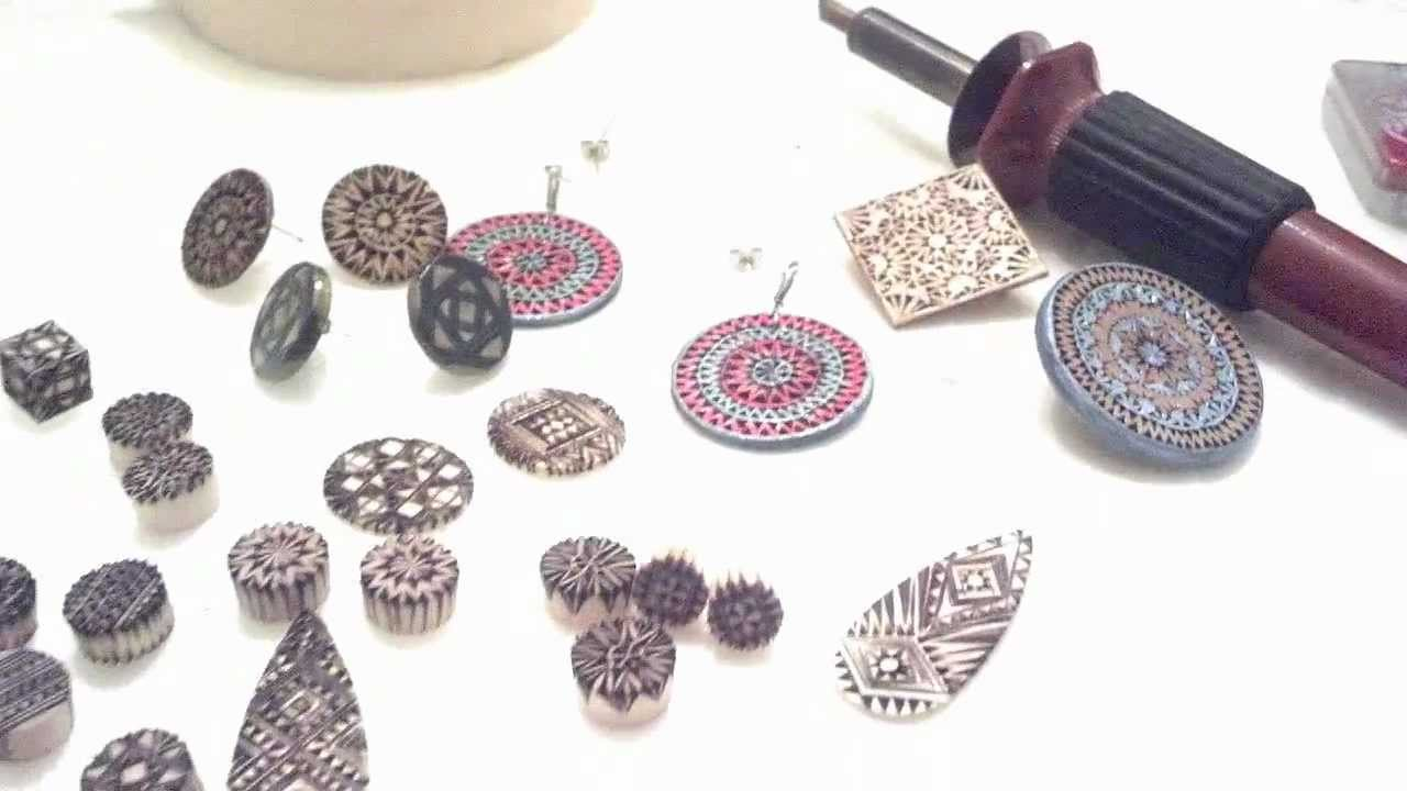Handmade wooden jewelry wood burned pyro graph a look for How to make a wooden pendant