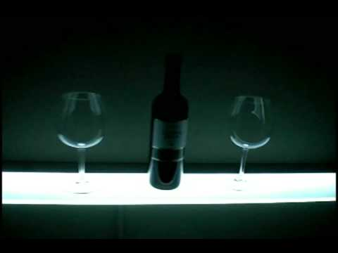 Led Liquor Bottle Shelf For Your Bar Light Up Your Liquor