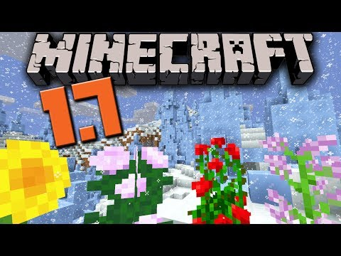 Minecraft 1.7 is Out New World Biome Seeds Deadly Minecart Bug Red Dragon Extinction 1.7.2