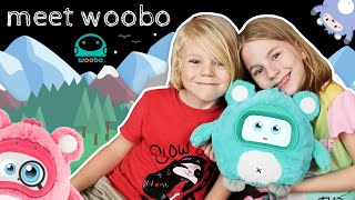 Meet WOOBO! - the SMART COMPANION toy! Our NEW BFF and Hot Toy! #askwoobo