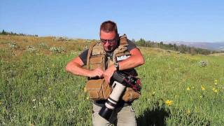 Outdoor Photographer Vest - - TheVestGuy.com