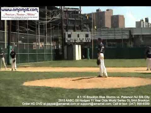 8/01/15  Brooklyn Blue Storms vs. Paterson New Jersey Silk
