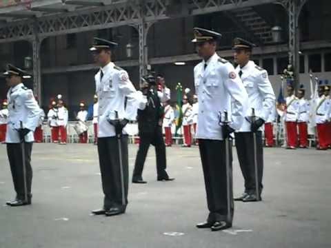 Hino Do Bombeiro, Pela Turma 52 De Oficiais Cbmerj video