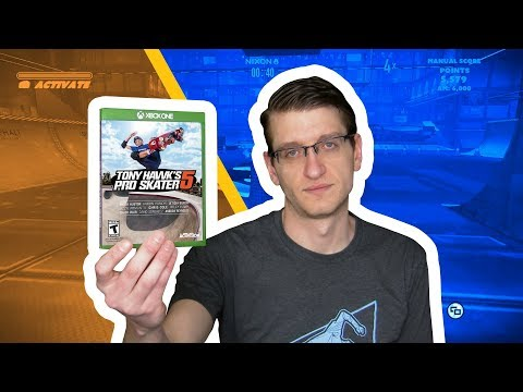 Review - Tony Hawk 5 Crushed My Dreams And Made My Life Worse