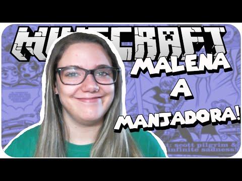 Malena, A Manjadora - Uma Loira Nas Alturas #20 video