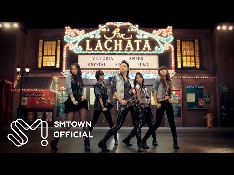 에프엑스 f(x)_ LA chA TA(라차타) _ MusicAudio
