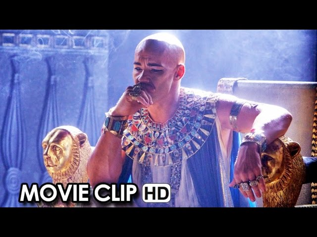 Exodus: Gods and Kings MOVIE CLIP 'Strength' (2014) - Christian Bale HD
