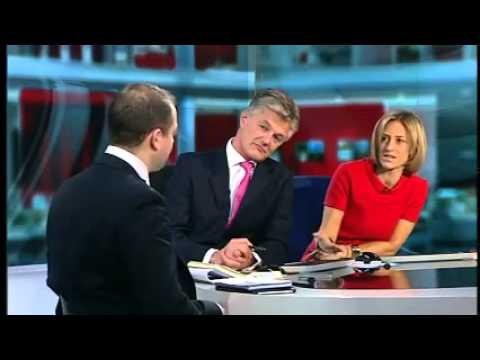 BBC News interview with Kieran Hannon Use of social media in the Israel Gaza conflict