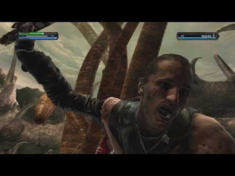 Let's Play Star Wars: The Force Unleashed (QTE Fails)