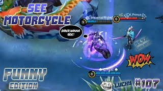 Mobile Legends WTF and Funny Moments 107