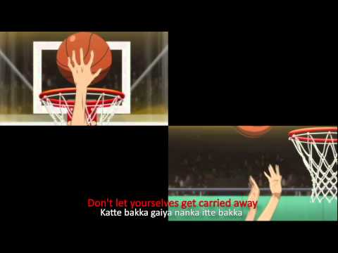 Kuroko No Basket 1st Op - Can Do By Granrodeo video