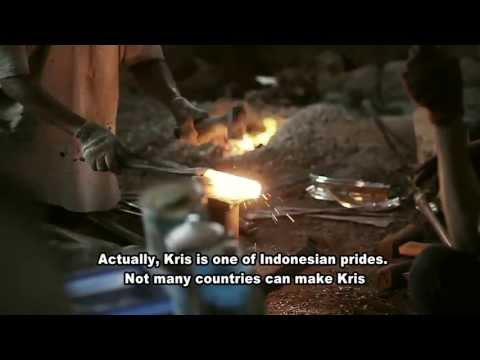 Trailer of 'The Spirit of Iron: The Life Story of Keris Makers From Madura'