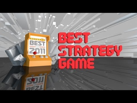 Winner: Best Strategy Game of 2011