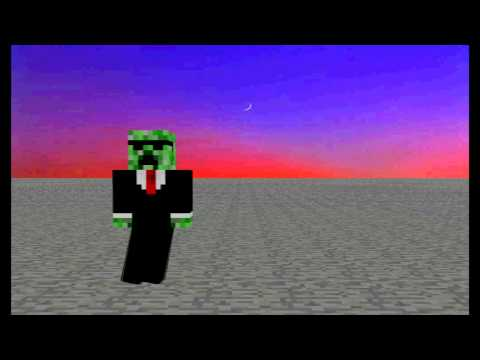 Creeper Style [Minecraft Animation]