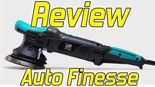 Auto Finesse Dual Action Polisher Review