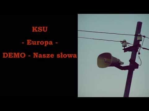 """""""Europa"""" (demo Nasze słowa)"""