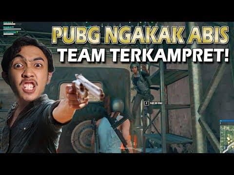 PUBG Ngakak Abis - Sumpah Ini Team Paling Koplak Sedunia !