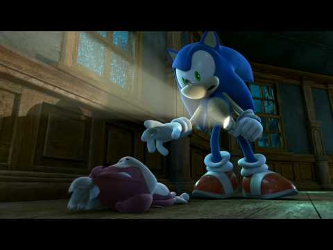 Sonic: Night of the Werehog Short Movie Official E3 All Access Media