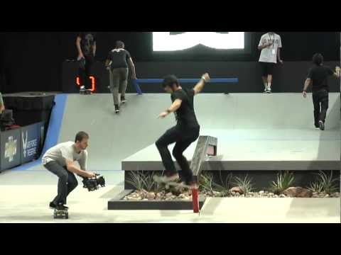 Street League 2012: Monster Energy Mic'd Up with Mikey Taylor