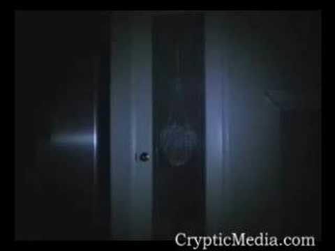 Ghost Opens Pantry Door - YouTube