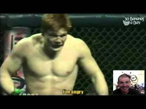 THE CRAZIEST FIGHTER IN THE WORLD!!! LITERALLY!