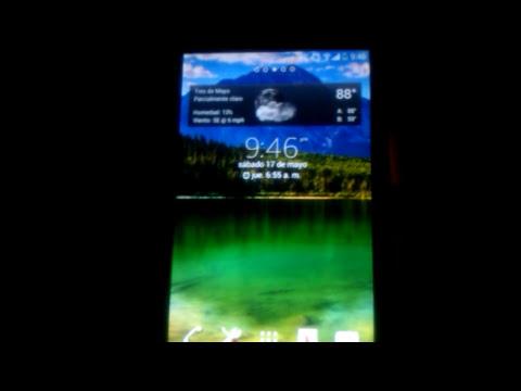 Reproductor del Samsung Galaxy S5 para tu android