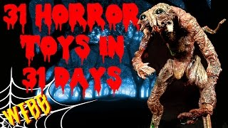 Movie Maniacs THE FLY - 31 Horror Toys in 31 Days