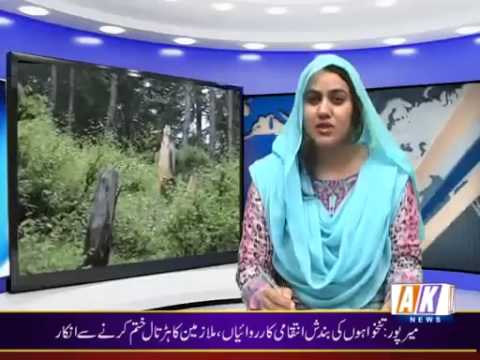 AK News Mirpur Azad Kashmir