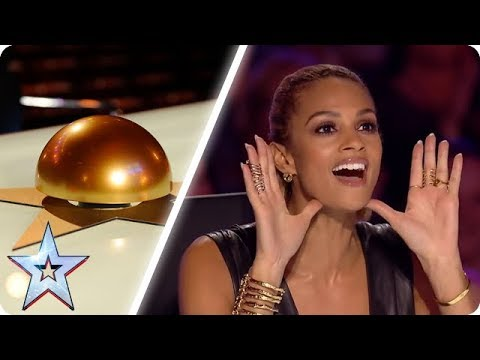Alesha Dixon's BEST GOLDEN BUZZERS | Britain's Got Talent