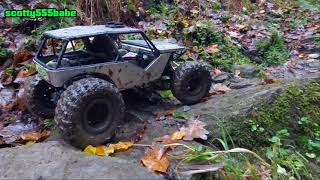 RC TRAILING | NO MUSIC | AXIAL WRAITH | scotty555babe