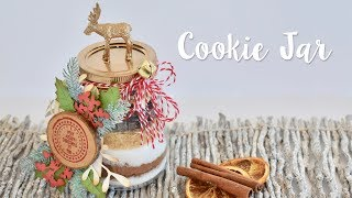 How to Decorate a Cookie Jar Gift - Sizzix Lifestyle