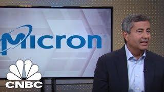 Micron Technology CEO: Healthy Fundamentals | Mad Money | CNBC