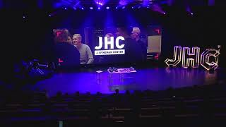 The opening ceremony of J. Hyneman Center (Facebook Live)