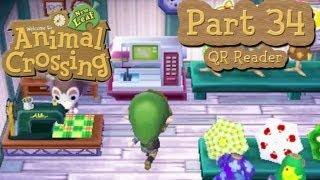 Animal crossing new leaf part 35 animal crossing - Animal crossing wild world hair salon ...