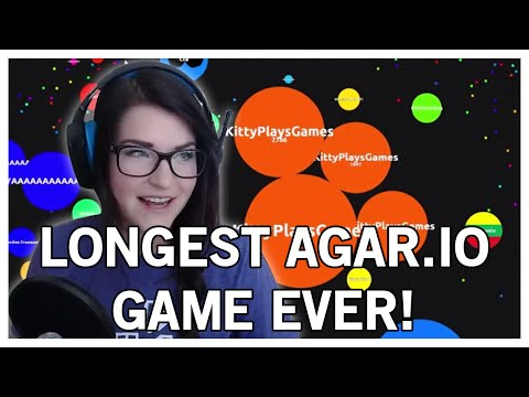 BEST AGAR.IO GAME EVER (#1 for longest time!)