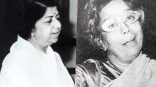 Lata Mangeshkar & Shamshad Begum - Kar Le Solah Singar - Zindagi Ke Mele (1956)