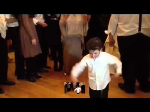 Little Kid Tears It Up On The Dance Floor