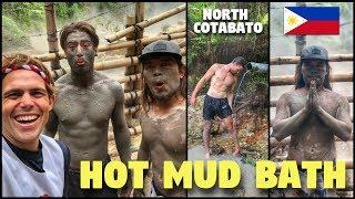 HOT FILIPINO MUD BATH | Strangest Lake In The Philippines?