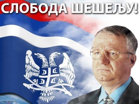 Др Војислав Шешељ - завршна реч (цео снимак), Seselj 2012