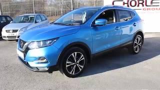 Nissan Qashqai | 1.5 dCi [115] N-Connecta 5dr | Vivid Blue